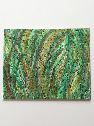 'Wild Grasses III'