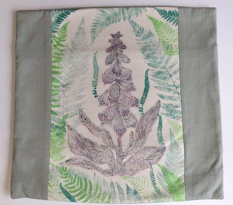 FoxGlove Cushion Cover