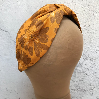Bronze Daisy Headband