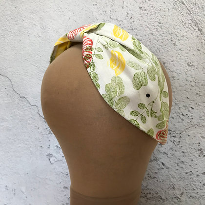 Spring Leaves Headband