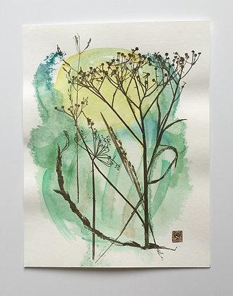'Wild Grasses II'