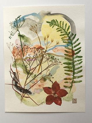 'Wild Grasses V'