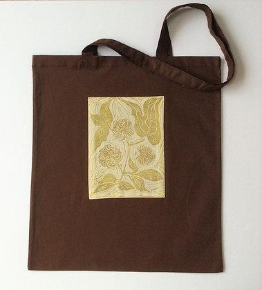 Clematis Seeds Tote Bag 1