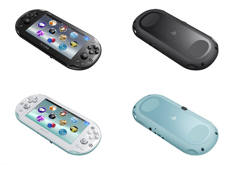 Sony PlayStation Vita PCH-2000 massinfo.info