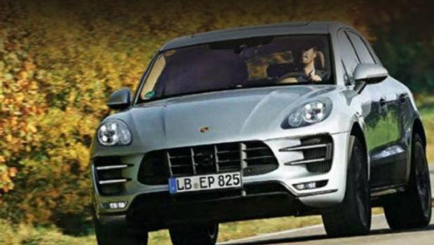 Porsche Macan massinfo.info