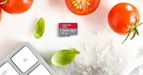 microSD карта за 250$ на 400 Гб на massinfo.info