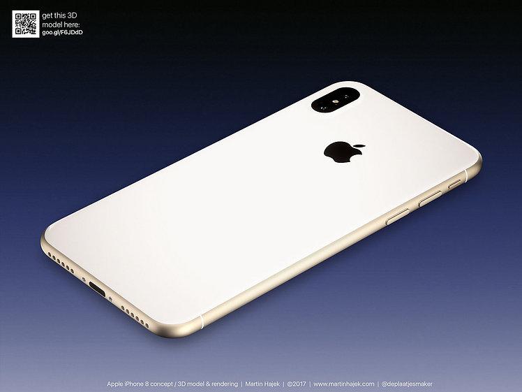 iPhone 8 Renders [Images]. Скоро сентябрь!!