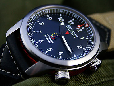 Пилотские часы MBII/TWG от Bremont www.massinfo.info