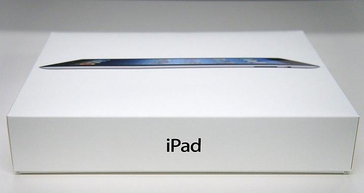 Apple The new iPad (iPad 3):