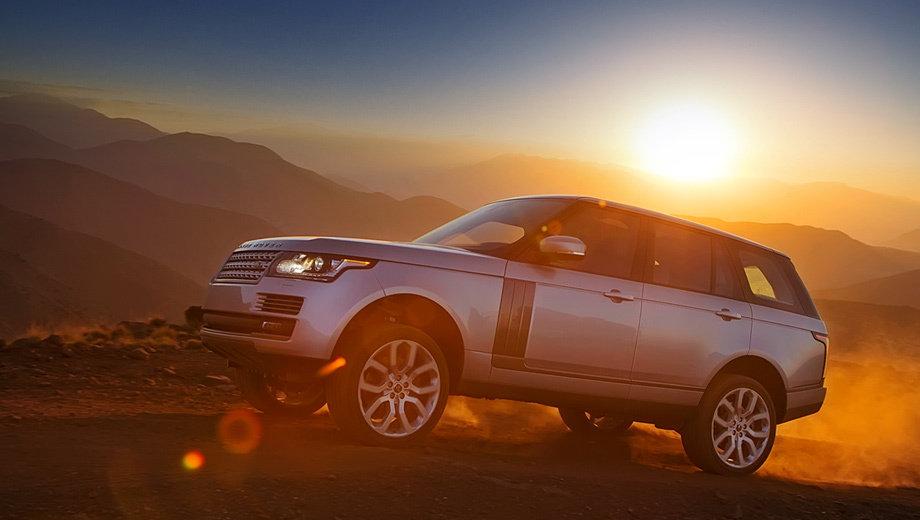 Новый Range Rover http://www.massinfo.info/