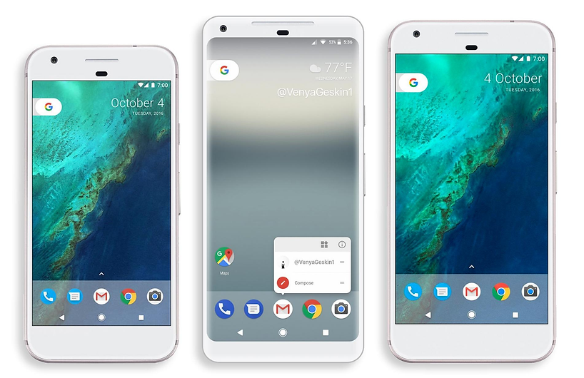 Google Pixel 2 на massinfo.info