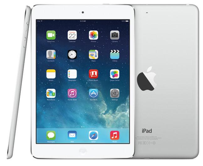 iPad mini с Retina-экраном massinfo.info