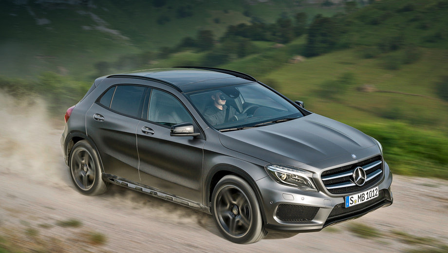 Mercedes-Benz GLA   massinfo.info
