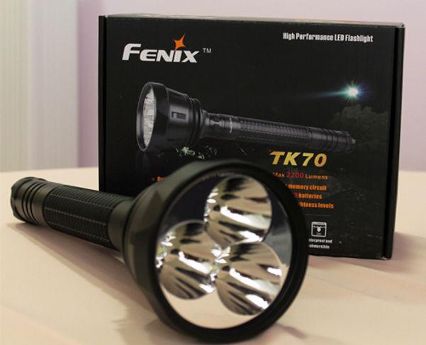 www.massinfo.info   Fenix TK70 3 x Cree XM-L LED