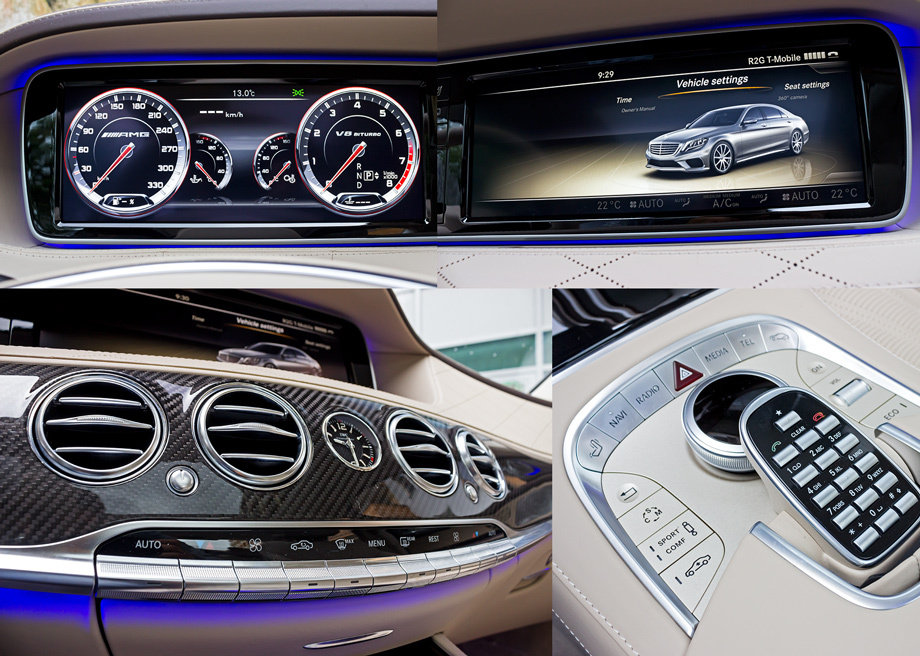 Mercedes S 63 AMG 4Matic massinfo.info