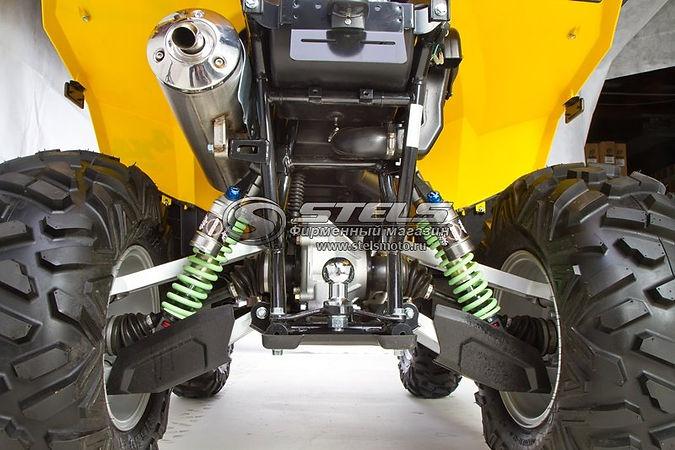 STELS ATV 800D EFI EPS  www.massinfo.info