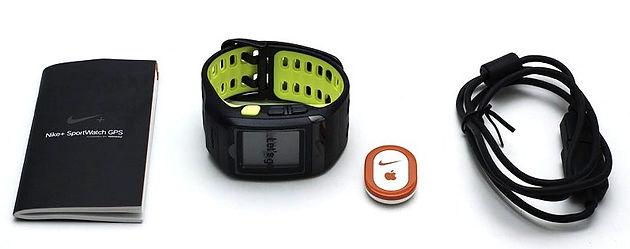 Nike+ SportWatch GPS by TomTomNike+ SportWatch GPS by TomTom