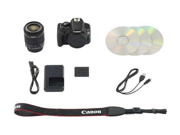 Canon EOS 100D www.massinfo.info