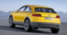 Паркетник Audi TT offroad massinfo.info