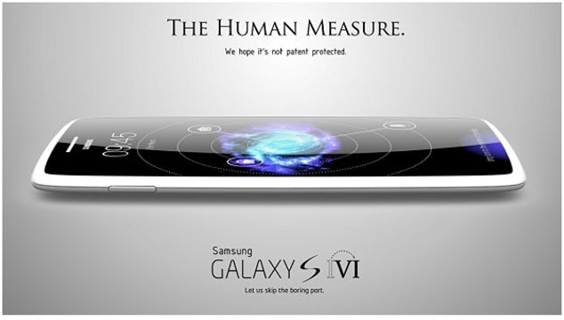 концепт Galaxy S6    massinfo.info