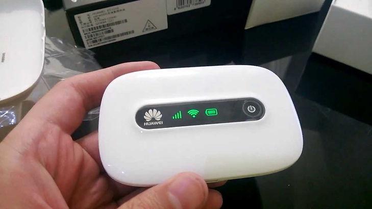 Обзор Wi-Fi 3G роутера Huawei 5321u-1