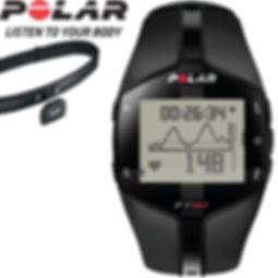 POLAR FT80 Fitness & Cross Training Computer