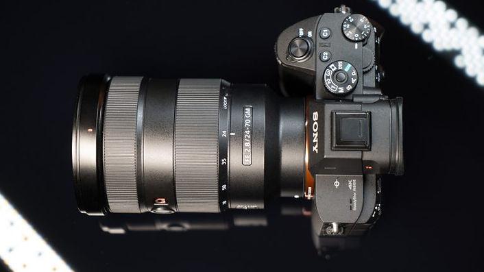 Sony Alpha 7R III - первый взгляд на massinfo.info