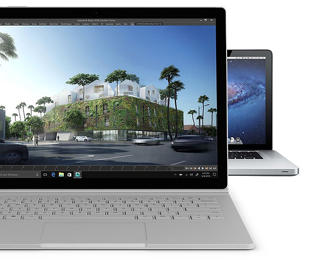 Surface Book 2 на massinfo.info