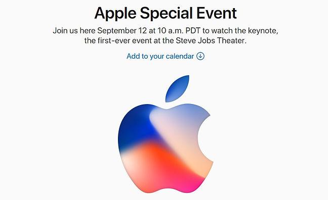 12 September Apple Event на massinfo