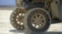 Безвоздушные шины Polaris  на  www.massinfo.info