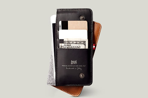 Mighty Phone  Fold Wallet \ Heritage