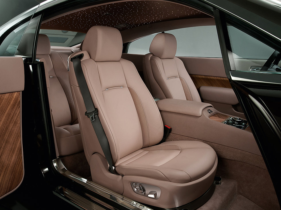 купе Rolls-Royce Wraith
