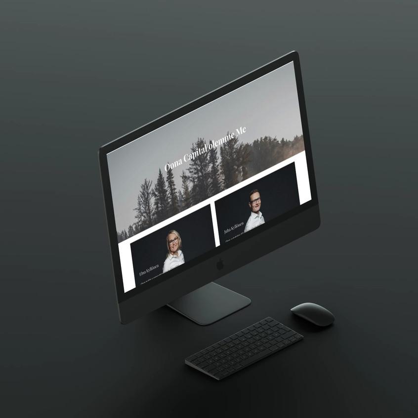Oona Capital desktop