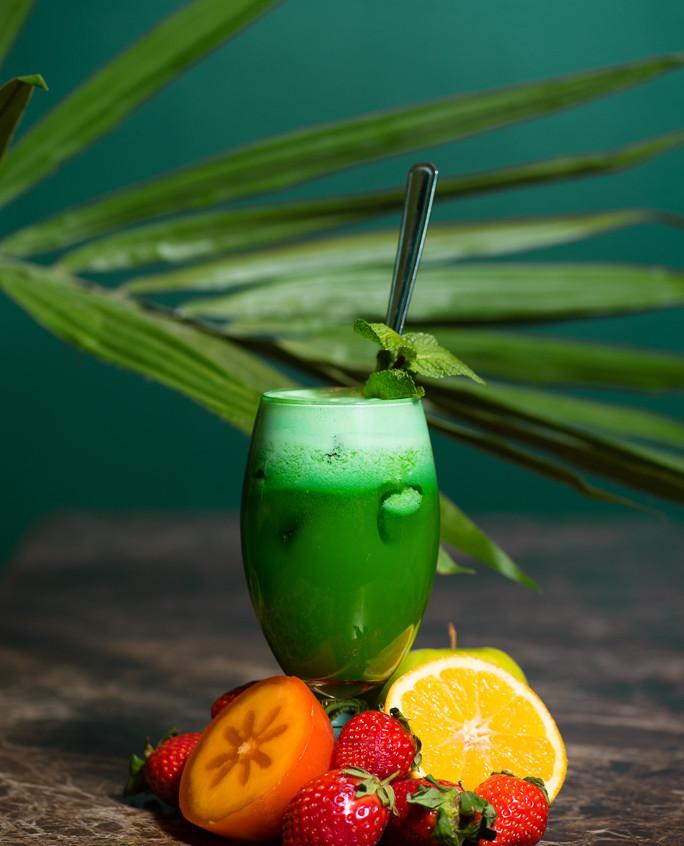Bacaro Doppio fruit drinks