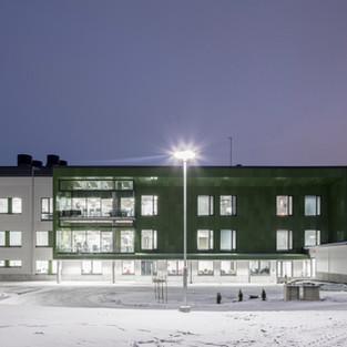 Keski-Pohjanmaan keskussairaala M- ja Y-siivet