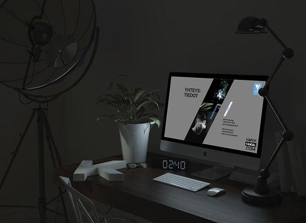 Graafinen suunnittelu Online Trade Finland