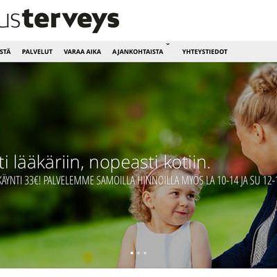 Kuvia nettisivuille ja somemarkkinointiin