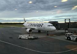 Arrive by plane