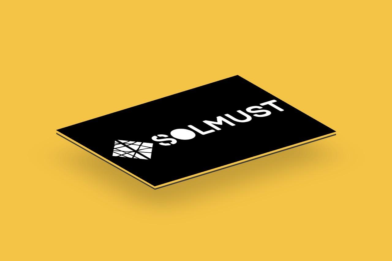 Solmust logo
