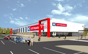 K-citymarket Kaakkuri