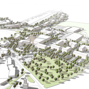 Haukiputaan keskuksen kehittämissuunnitelma ja asemakaavan muutos