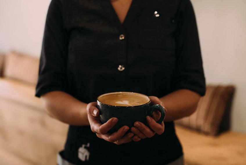 Coffee House mainoskuvaus