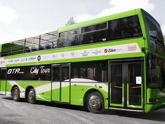 Kaarle-bussi kyydittää Oulusta Tyrnävän perunamarkkinoille ilmaiseksi