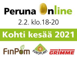 Peruna Online 2.2.2021