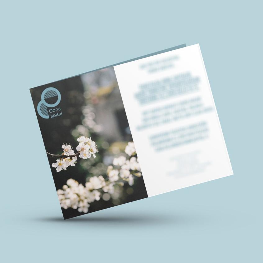Oona Capital brochure