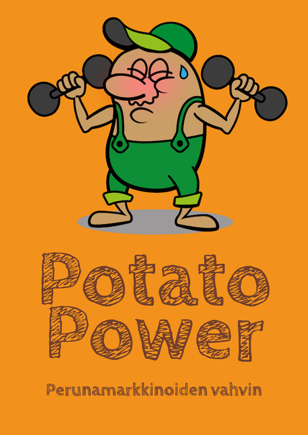 Potato Power logo
