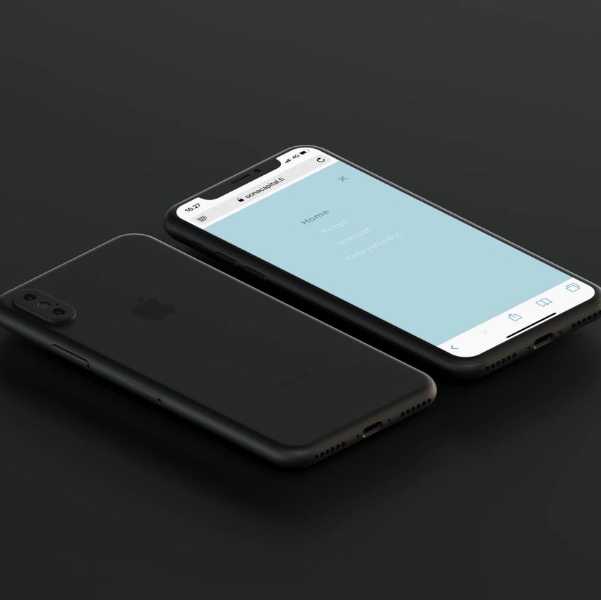 Oona Capital mobile