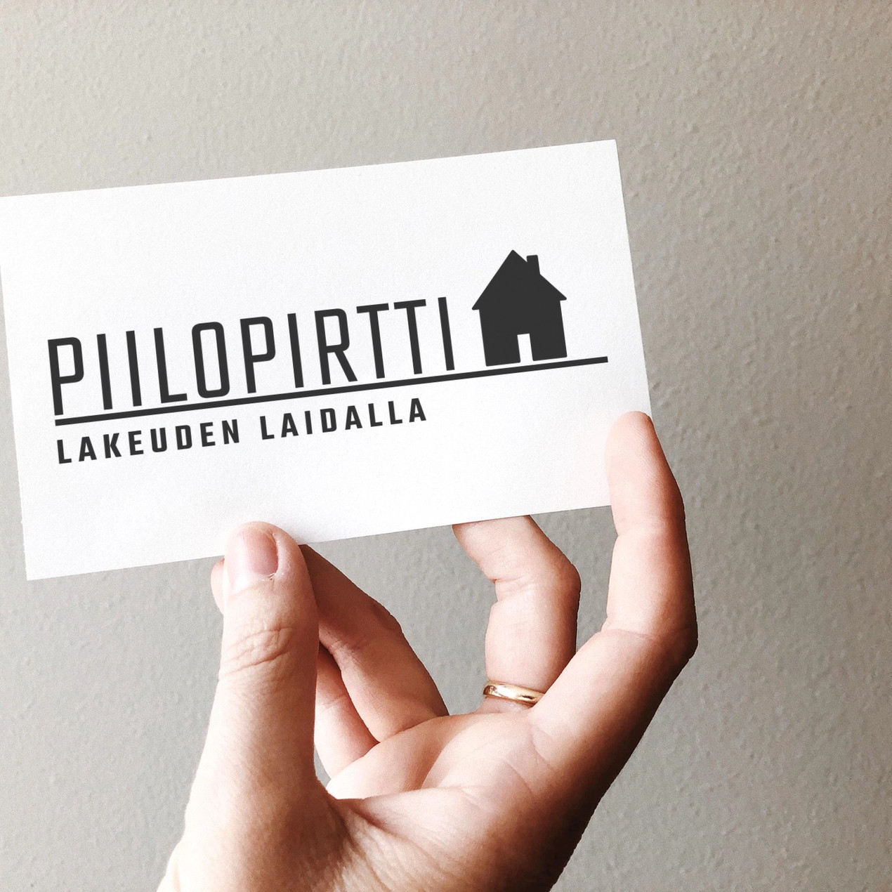 Piilopirtti logo