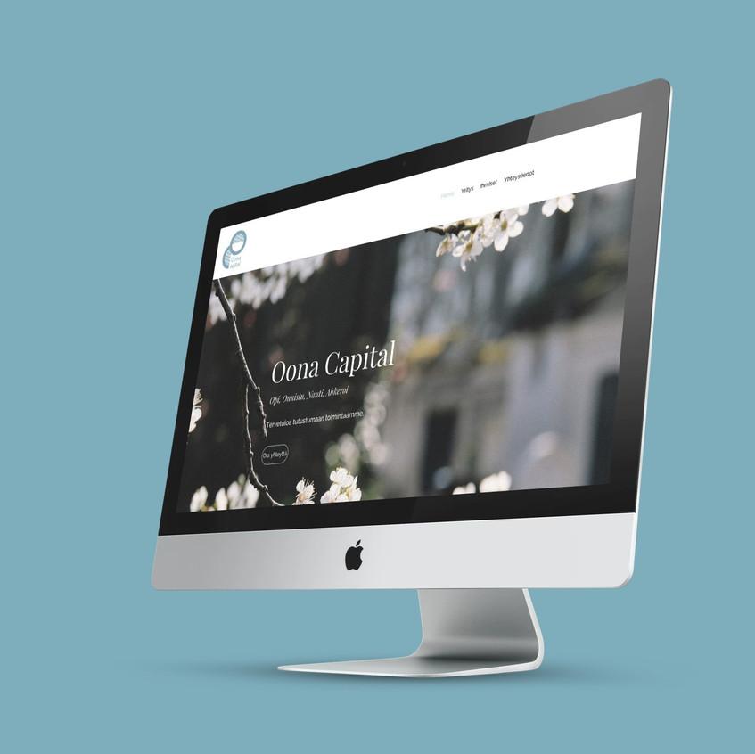 Oona Capital desktop 2