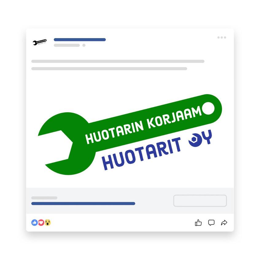 Huotarit Oy logo